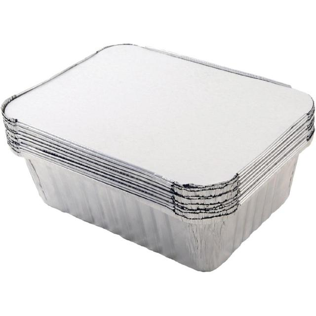 Tala Foil Container with Lids 15cm