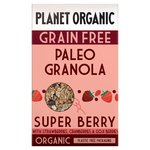 Planet Organic Paleo Granola Super Berry