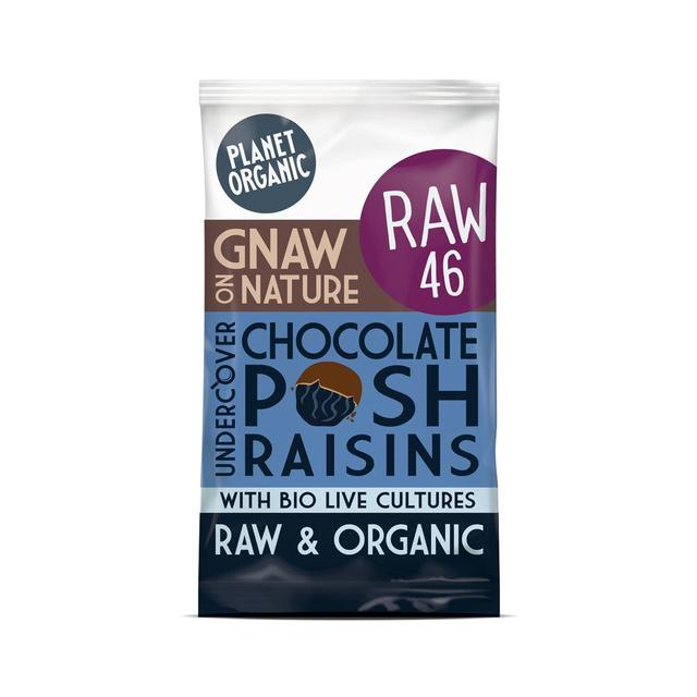 Planet Organic Chocolate Raisins