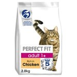 Perfect Fit 1+ Cat Complete Dry Rich in Chicken