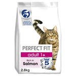 Perfect Fit 1+ Cat Complete Dry Rich in Salmon