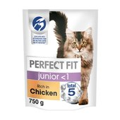 Perfect Fit Junior <1 Cat Complete Dry Rich in Chicken