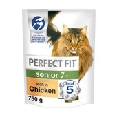 Perfect Fit 7+ Cat Complete Dry Rich in Chicken