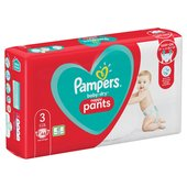 Pampers Baby Dry Pants Size 3 Essential Pack