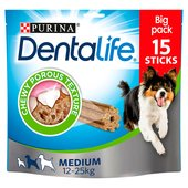 DENTALIFE Medium Dog Treats Dental Chew