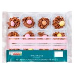 Waitrose Easter Chocolate Cornflake Nest Cakes