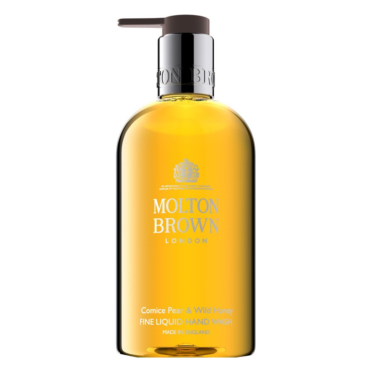 An image of Molton Brown Comice Pear & Wild Honey Fine Liquid Hand Wash