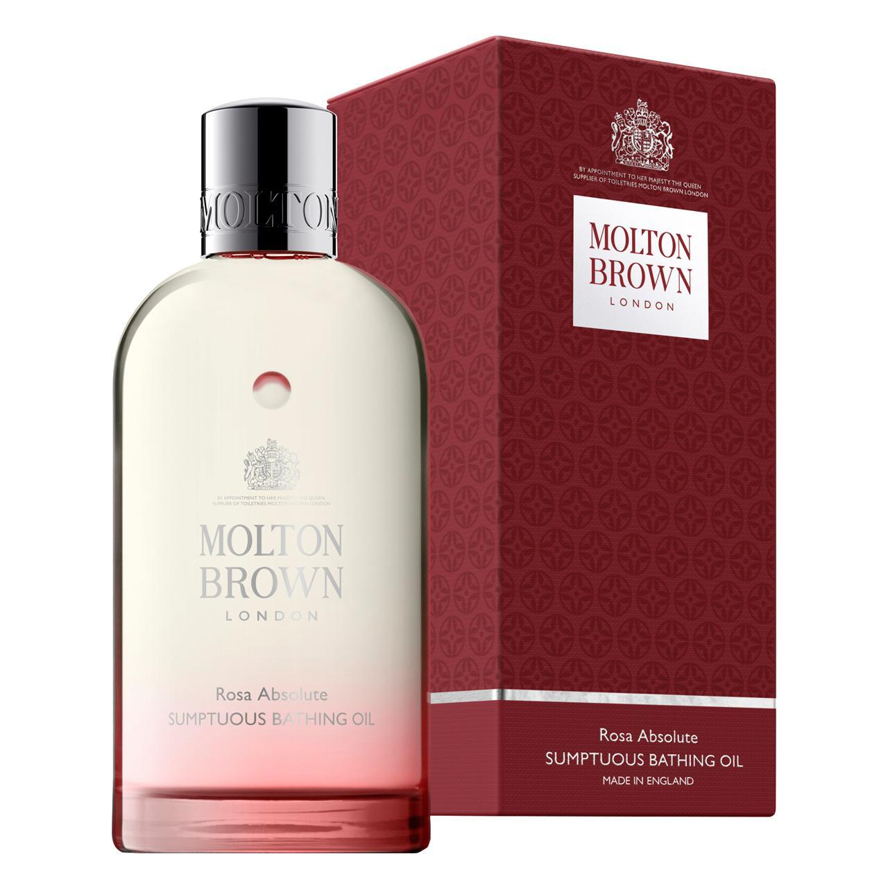 An image of Molton Brown Rosa Absolute Bathing Oil