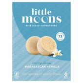 Little Moons Vanilla Mochi Ice Cream
