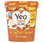 Yeo Valley Organic Salted Caramel Ice Cream