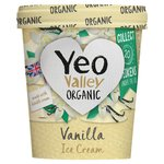 Yeo Valley Organic Vanilla Ice Cream