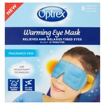 Optrex Warming Natural Eye Mask