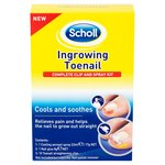 Scholl Ingrowing Toenail Complete Clip & Spray Kit