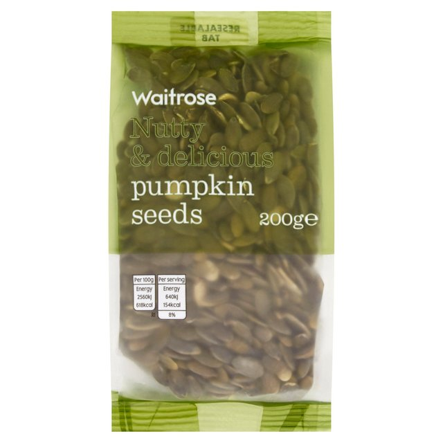 Pumpkin Seeds Waitrose
