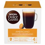 Nescafe Dolce Gusto Americano Smooth Morning Pods