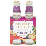 Double Dutch Cranberry Tonic