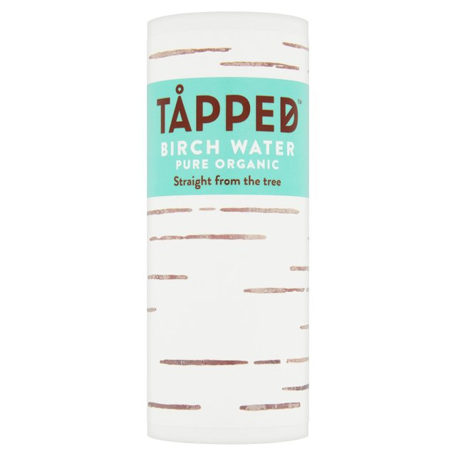 Tapped Pure Organic Birch Water