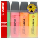 Stabilo Boss Highlighters