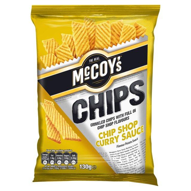 Mccoys Chip Shop Curry Sauce Ocado