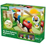 BRIO My First Railway Beginner Pack, 18mths+