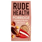 Rude Health Hazelnut Butter & Cacao Porridge