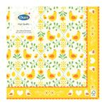 Duni 3ply Easterfield Paper Napkin, 33cm