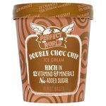 Perfect World No Added Sugar Double Chocolate Chip Ice Cream
