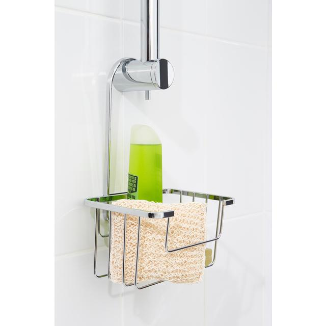 Croydex Riser Rail Shower Caddy from Ocado