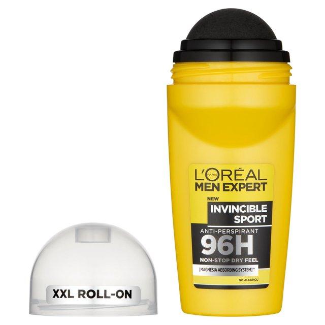 L'Oreal Men Expert Invincible Sport Deodorant 50ml from Ocado