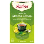 Yogi Tea Organic Matcha Lemon