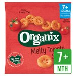 Organix Melty Tomato Slices Organic Baby Finger Food Snack