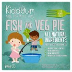 Kiddyum Fish & Veg Pie