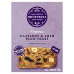 Honeyrose Hazelnut & Agen Plum Toast