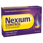 Nexium Control 20mg Tablets