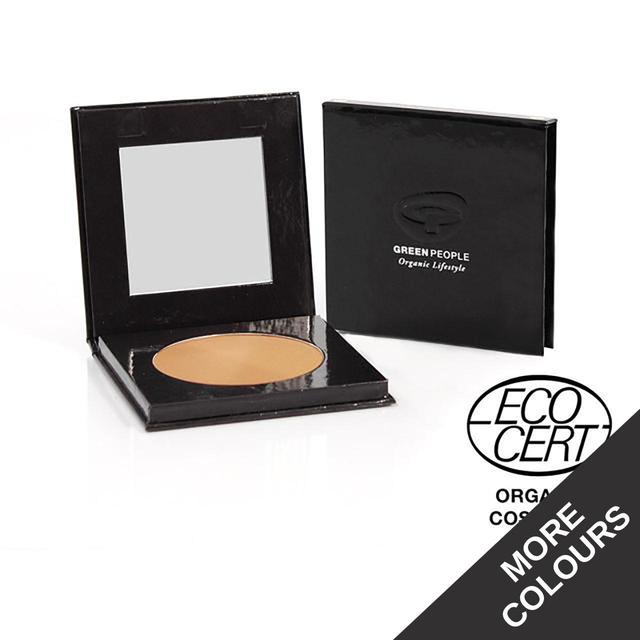 Green People Pressed Mineral Powder, SPF15