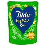 Tilda Steamed Basmati Egg Fried Rice