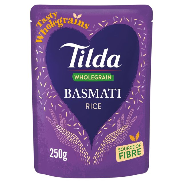 Tilda Steamed Basmati Brown