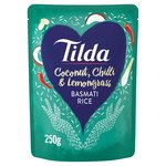 Tilda Steamed Basmati Coconut Chilli & Lemongrass