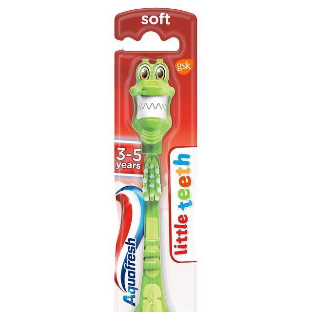 Aquafresh Toothbrush Little Teeth 3 - 5 Years