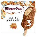Haagen Dazs Salted Caramel Ice Cream Bars