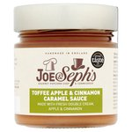 Joe & Seph's Toffee Apple & Cinnamon Caramel Sauce