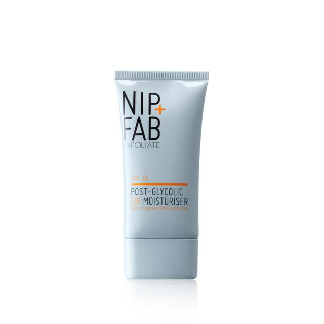 Nip+Fab Glycolic Hydrating Moisturiser, Post Glycolic Protection SPF 30