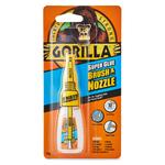 Gorilla Glue Superglue 12gm Brush & Nozzle