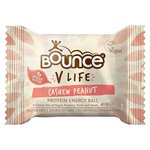 Bounce Cashew Peanut Vegan Protein Energy Ball