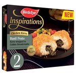 Birds Eye Inspirations 2 Chicken Kievs with Pesto Frozen