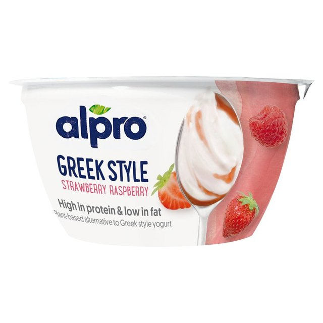 Alpro Greek Style Strawberry; Alpro Greek Style Strawberry