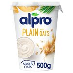 Alpro Big Pot Oats Yoghurt Alternative