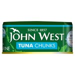 John West Tuna Chunks in Brine Pole & Line