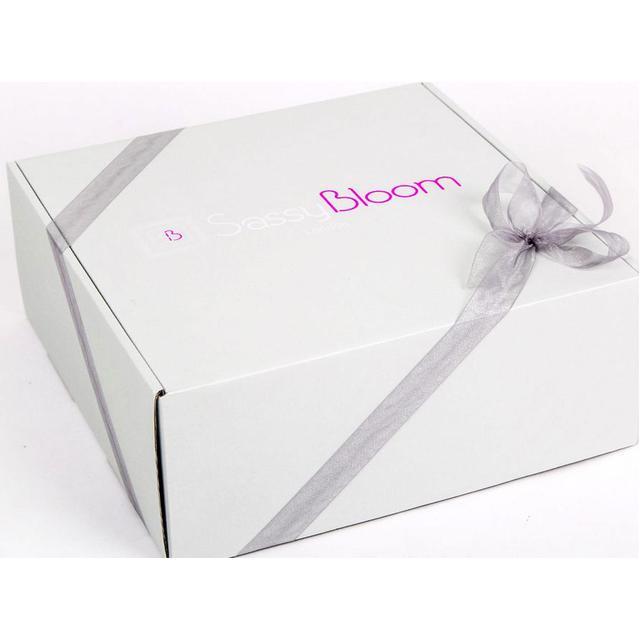7d6ac6aa2a96 Sassy Bloom 1st Birthday Gift Box from Ocado