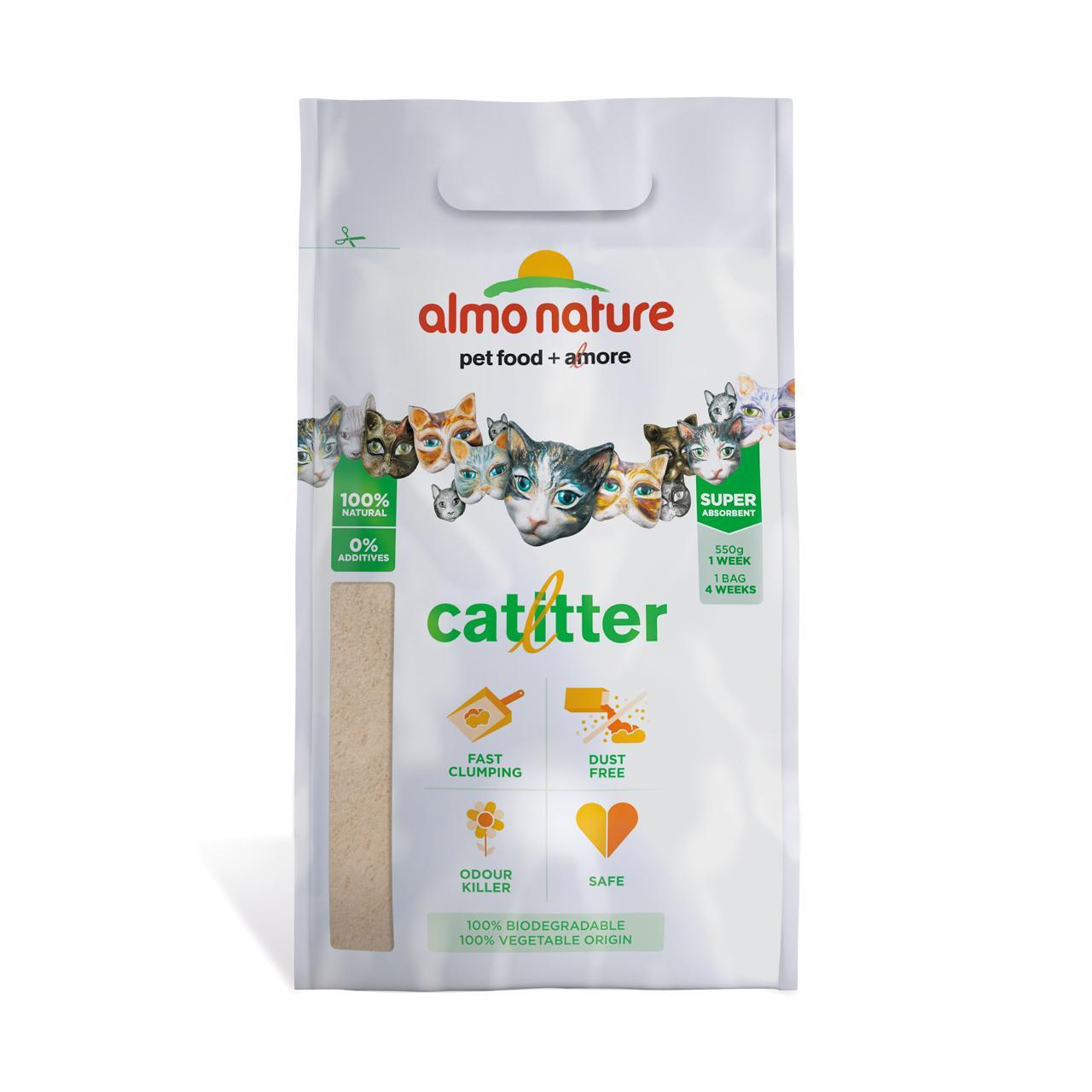 Almo Nature Cat Litter 2 2kg At Fetch Co Uk The Online